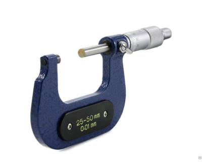 Микрометр гладкий МК 25-50 кл.2 СтИЗ