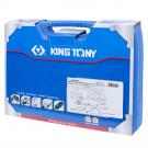 Набор инструментов универсальный, 58 предметов KING TONY 4558MR01