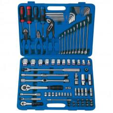Набор инструментов универсальный, 85 предметов KING TONY 7085MR
