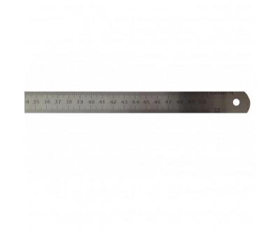 Линейка металлическая измерительная 500 мм Гост Стиз