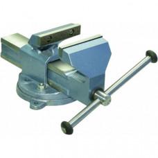 Тиски слесарные стальные 80 мм Глазов