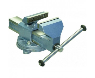 Тиски слесарные стальные 180 мм ТСМ Глазов