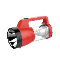 Аккумуляторный фонарь-прожектор AFC873-3W Спутник