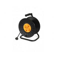 Удлинитель на катушке УСК 2*1.0 мм/20м, Спутник